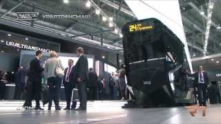 Мировая премьера R1 на выставке Иннопром-2014 в Екатеринбурге