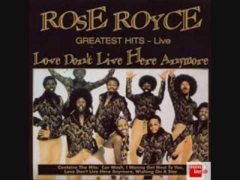 Rose Royce - Love Don't Live Here Anymore Lyrics | MetroLyrics