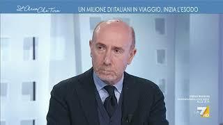 """Emanuele fiano (pd): """"penso che dovremmo essere pronti nei confronti di autocritiche, non tutto ha funzionato bene e l'uniformità delle indicazioni date ai c..."""