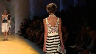 Nicole Miller | Spring Summer 2014 Full Fashion Show | Exclusive