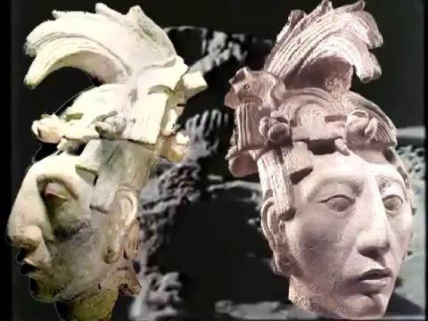 Pakal el rey Maya Astronauta de Palenque