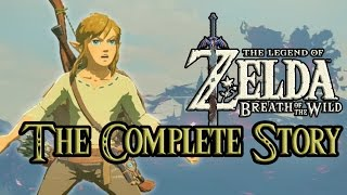 Zelda: Breath of the Wild - Complete Story (DIRECT FEED)