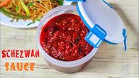 Schezwan Sauce Recipe | Homemade Schezwan Chutney Recipe In Hindi | Ep-231