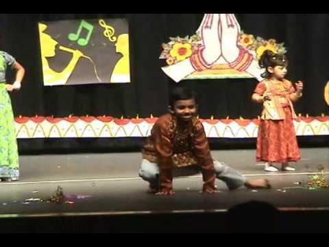 Ankit & Rohan dance for Tamil Sangam