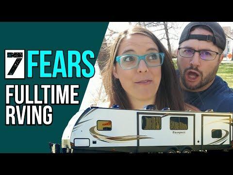 7 FEARS OF RV LIVING // Newbie Tips [FULL TIME RV FAMILY]