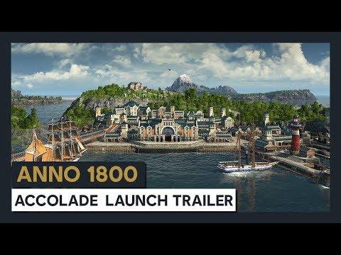 Релиз Anno 1800