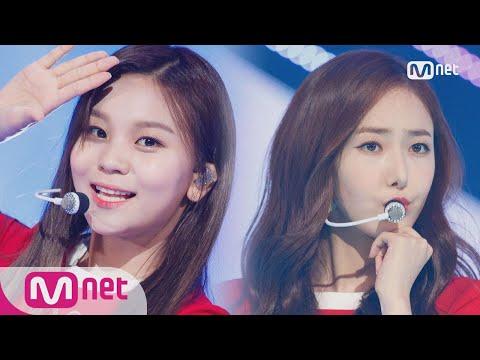 [GFRIEND - LOVE WHISPER] KPOP TV Show   M COUNTDOWN 170817 EP.537