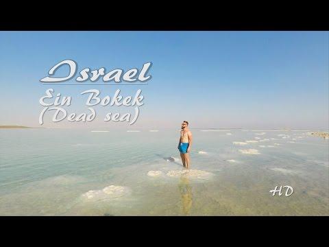 Ein Bokek (Israel, Dead sea) Gopro5 HD