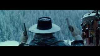 Трейлер «Омерзительной восьмёрки» (THE HATEFUL EIGHT) — русские субтитры