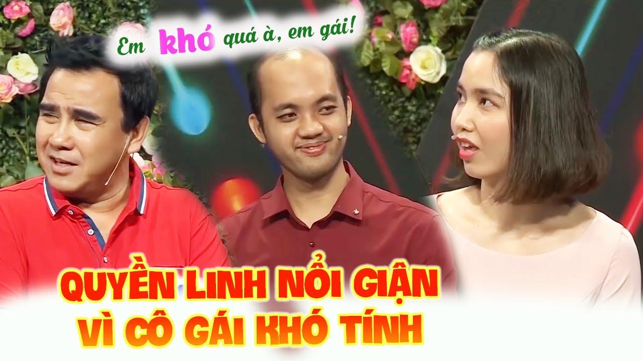 Quyền Linh QUẠU ra mặt với cô gái muốn tìm chồng nhưng lại đưa ra những yêu cầu KHẮT KHE | BMHH #461