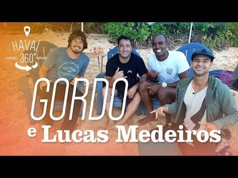 Gordo, Lucas Medeiros e muito freesurf | Havaí 360º | Canal OFF