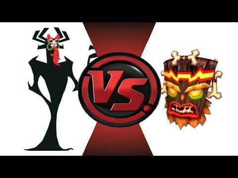 cartoon-fight-club-trailer-aku-vs-uka-uka