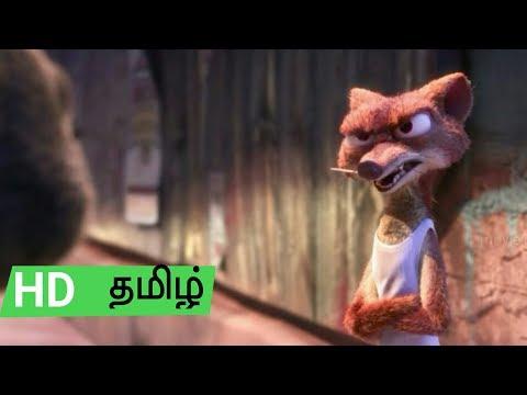 Zootopia தமிழ் | Best comedy clip