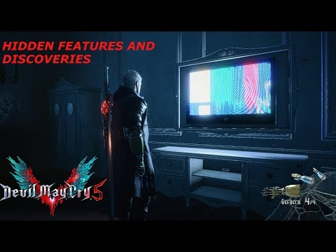 Devil May Cry 5 - Hidden Features thumbnail