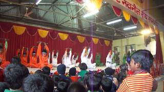 annual function of rani laxmi bai memorial senior secondary school chinhat lucknow