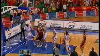 Macedonia - Israel 82:79 highlights in HQ