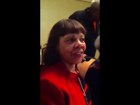 50's Black Illini (FBI) celebrating Homecoming