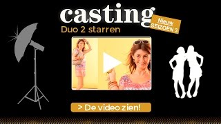 Blancheporte casting seizoen 3: neem deel per duo !