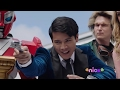 Power Rangers Ninja Steel Presto Change O Intro Scene Episode 4