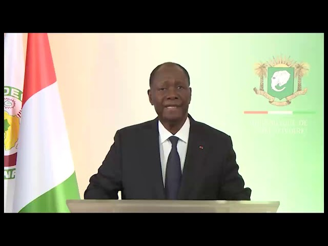 Alassane Ouattara accorde l'amnistie à Simone Gbagbo -  Discours du 6 Août 2018