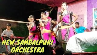 NEW SAMBALPURI ORCHESTRA-SAMBALPURI STAGE PROGRAM-SAMBALPURI DANCE PERFORMANCE-SAMBALPURI SONGS