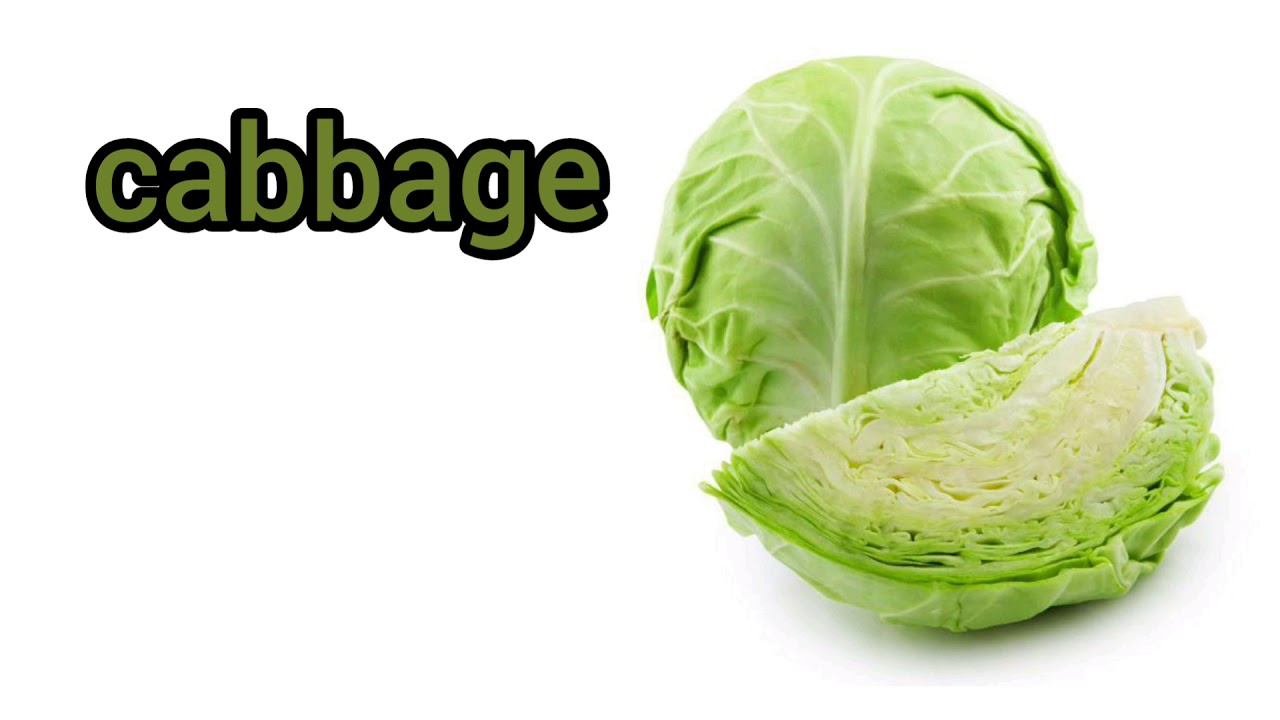 How to Pronounce cabbage in British English