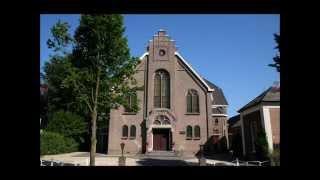 Psalm 84 vers 1 en 2 (berijming 1773) - Hoe lief