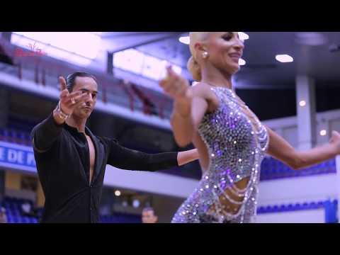 Gabriele Goffredo - Anna Matus, MDA | 2018 Paris Dance Open - WDSF PD LAT - F R