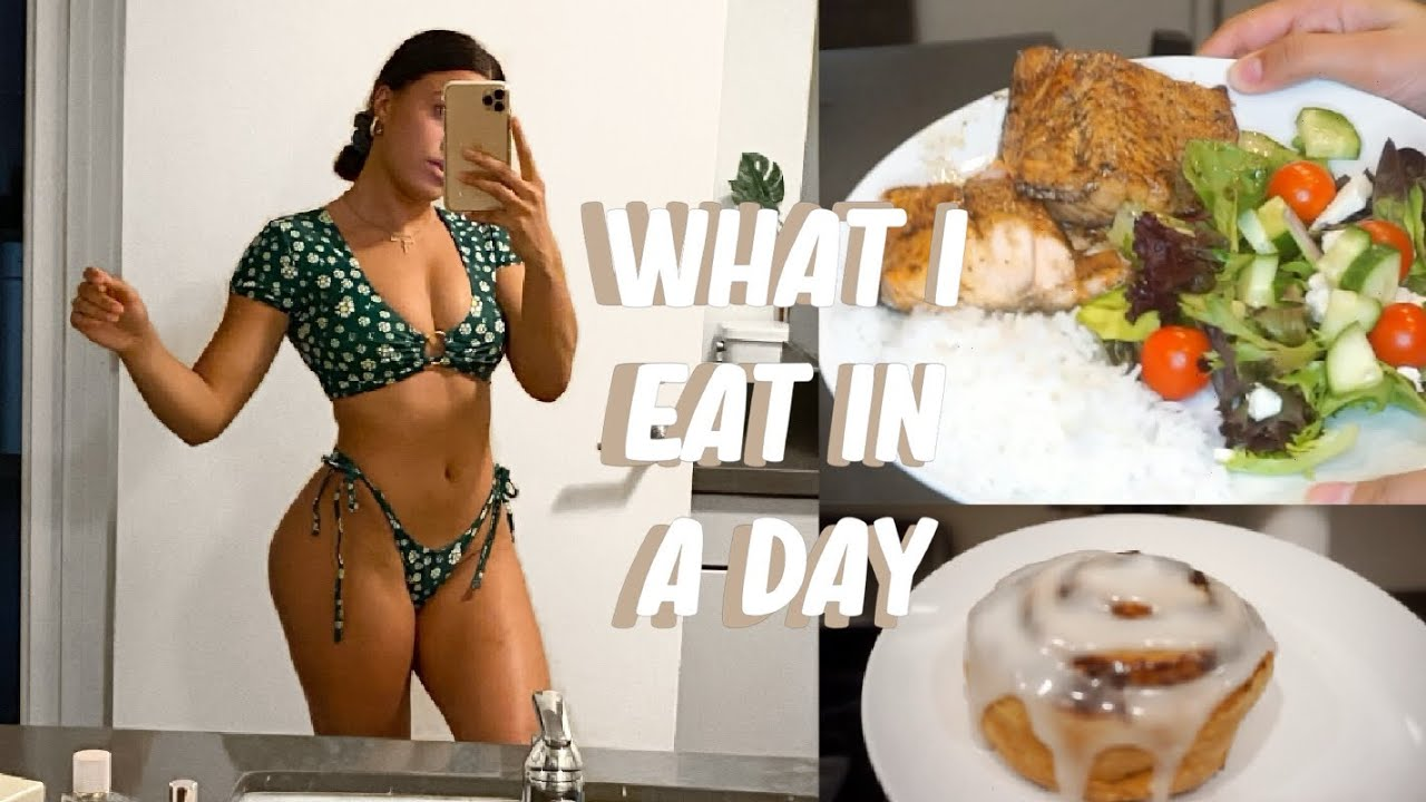 FULL DAY OF EATING| WHAT I EAT IN A DAY
