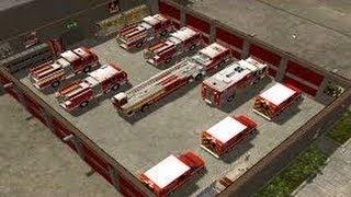 EM4 LA MOD 4X4 FIRE RESPONSE