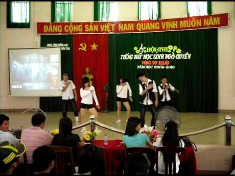 Piece of me - 10A2 - Ngo Quyen High School - Bien Hoa