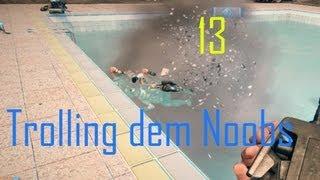 Battlefield 3 Trolling dem Noobs 13