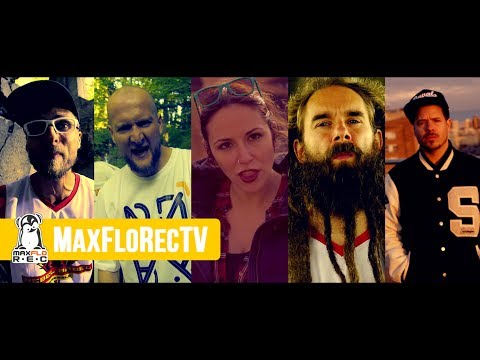 L.U.C., GRUBSON, PROMOE, RAPSUSKLEI, WÖYZA, BRK FEAT. JAN (REBEL BABEL) - Manifest (official video)