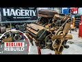 Chrysler Hemi FirePower V8 Engine Rebuild Time Lapse | Redline Rebuild #3