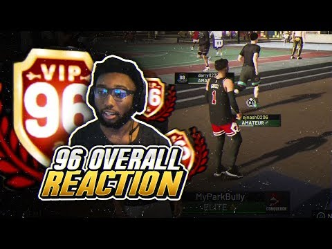 96 OVERALL REACTION!?!? 2K REALLY DID THIS OUT OF EVERYTHING!? NBA 2K19