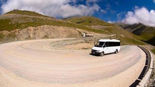 Road Trip Kyrgyzstan - Bishkek To Toktogul M41 1/2 Кыргызстан (SJ5000)