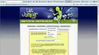 Como usar listas seguras para hacer publicidad - list jumper