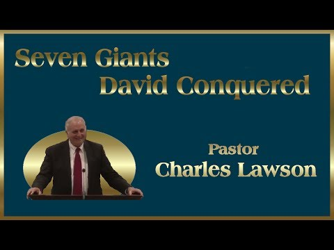 Seven Giants David Conquered - Lawson