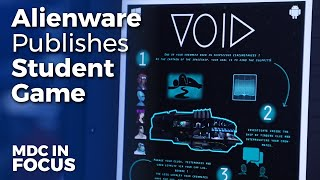 Alienware Publishes Student Game
