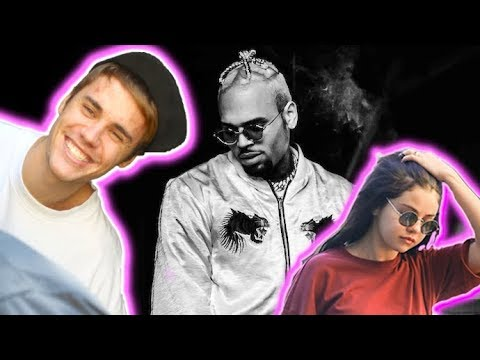 Justin Bieber Disses Selena Gomez In Collab Track With Chris Brown