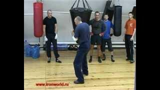 Роман Кармазин открытая тренировка