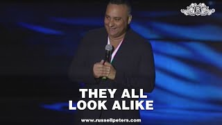 Russell Peters   They All Look Alike