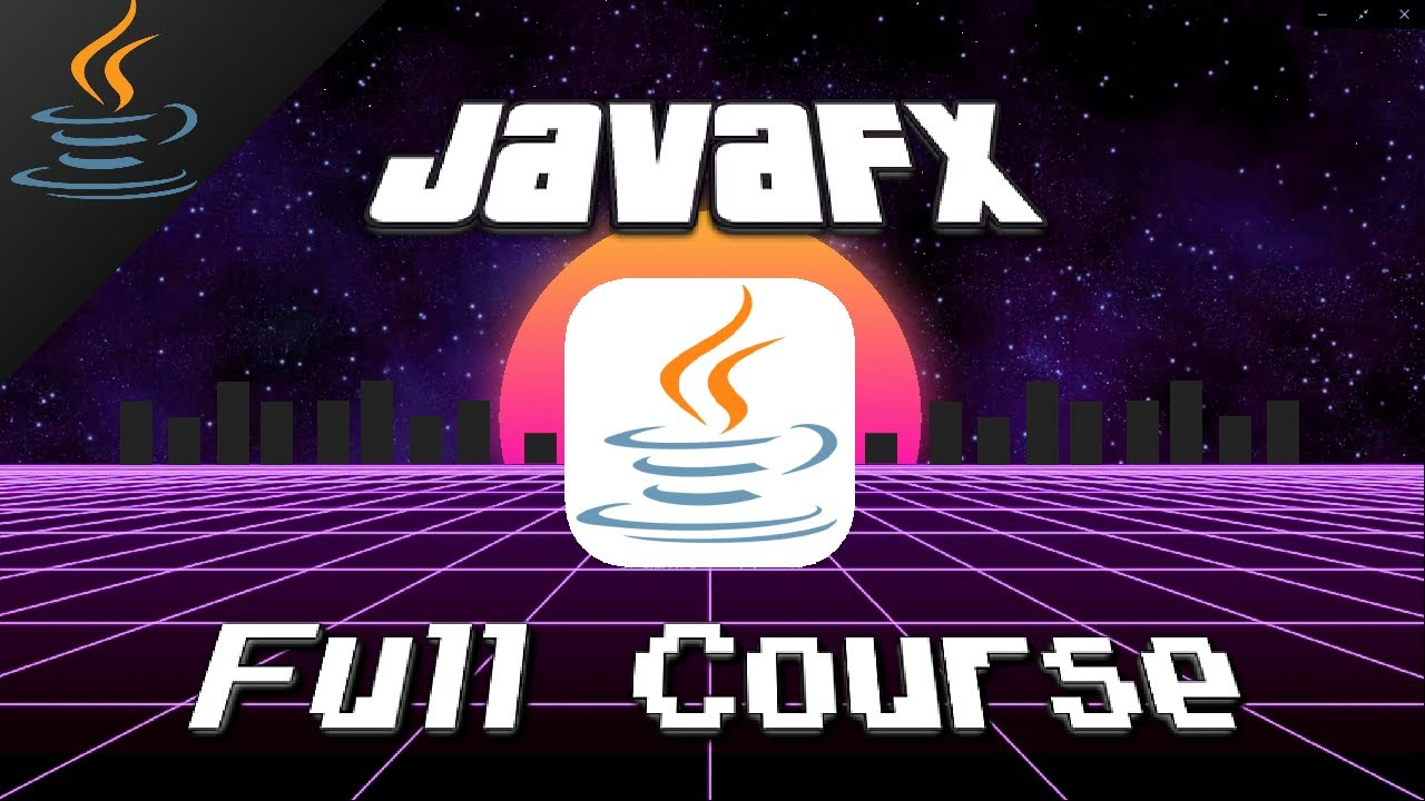 JavaFX GUI | JavaFx Tutorial for Beginners  ☕ (𝙁𝙧𝙚𝙚)