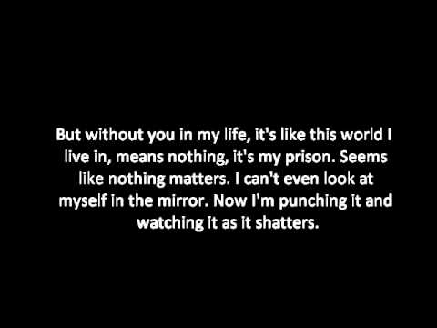 Why did you have to leave me? [Song clip with Lyrics]