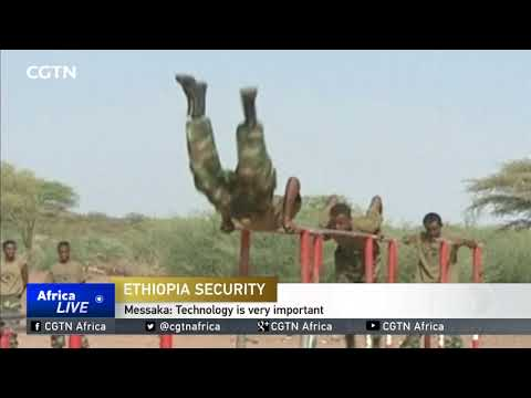 Ethiopian government looks to reform, modernize defence forces