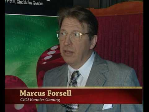 Marcus Forsell, CEO Bonnier Gaming,  I-Gamingforum.com