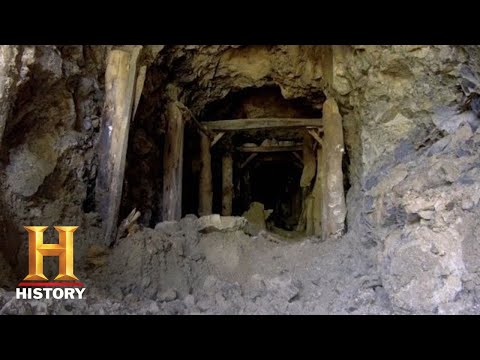 The Lost Gold of WWII: TREASURE TUNNEL UNCOVERED (Season 2) | History