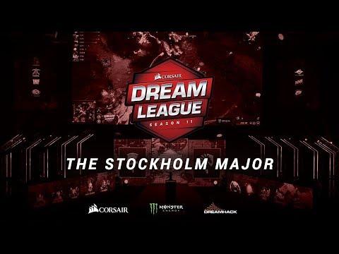 Dreamleague Stockholm   Vici Gaming -vs- Fnatic - BO3   Caster : Mỹ Bướm ft. KAH