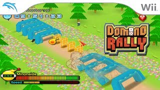 Domino Rally | Dolphin Emulator 5.0-10411 [1080p HD] | Nintendo Wii