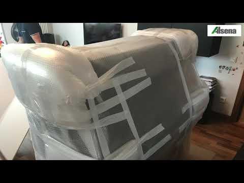 Перевозка мебели компанией Алсена